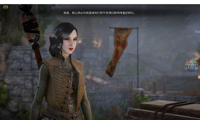 龙腾世纪双手剑_龙腾世纪审判最强双手剑获取方法